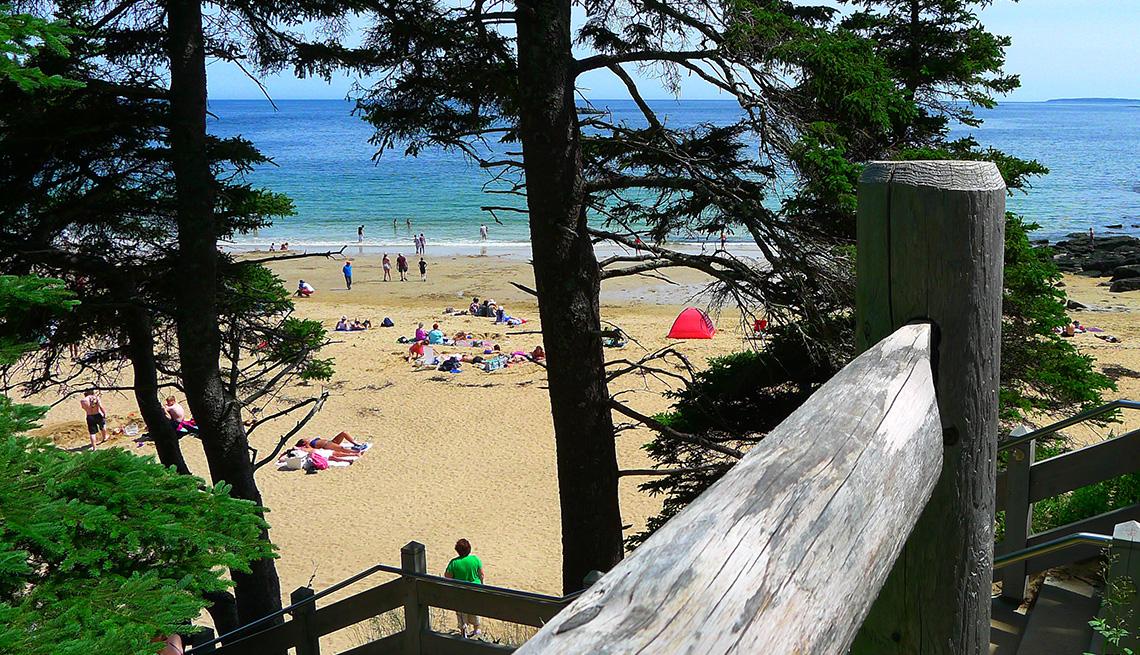 item 5 of Gallery image - Sand Beach, ME
