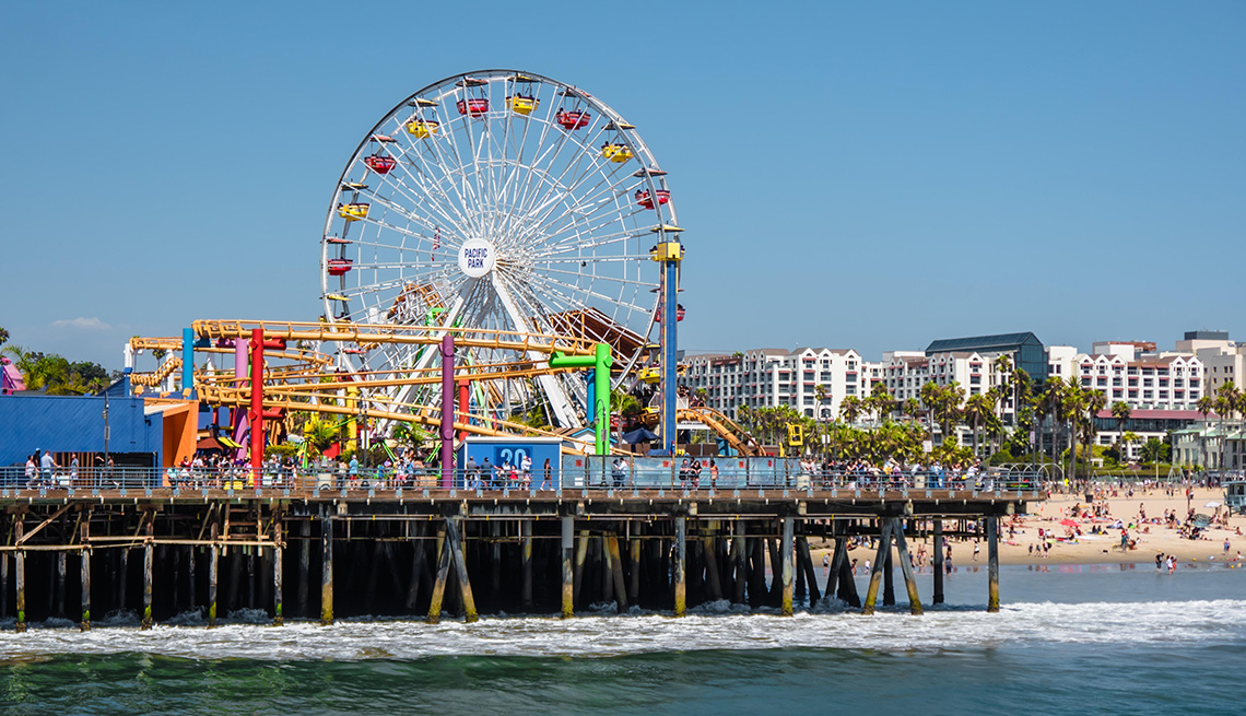 item 10 of Gallery image - Santa Monica Pier
