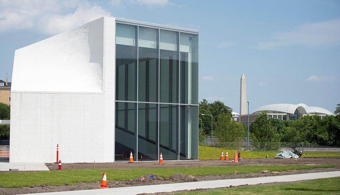 Nuevo edificio REACH del Kennedy Center