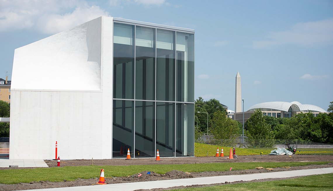 The Kennedy Center's new REACH building
