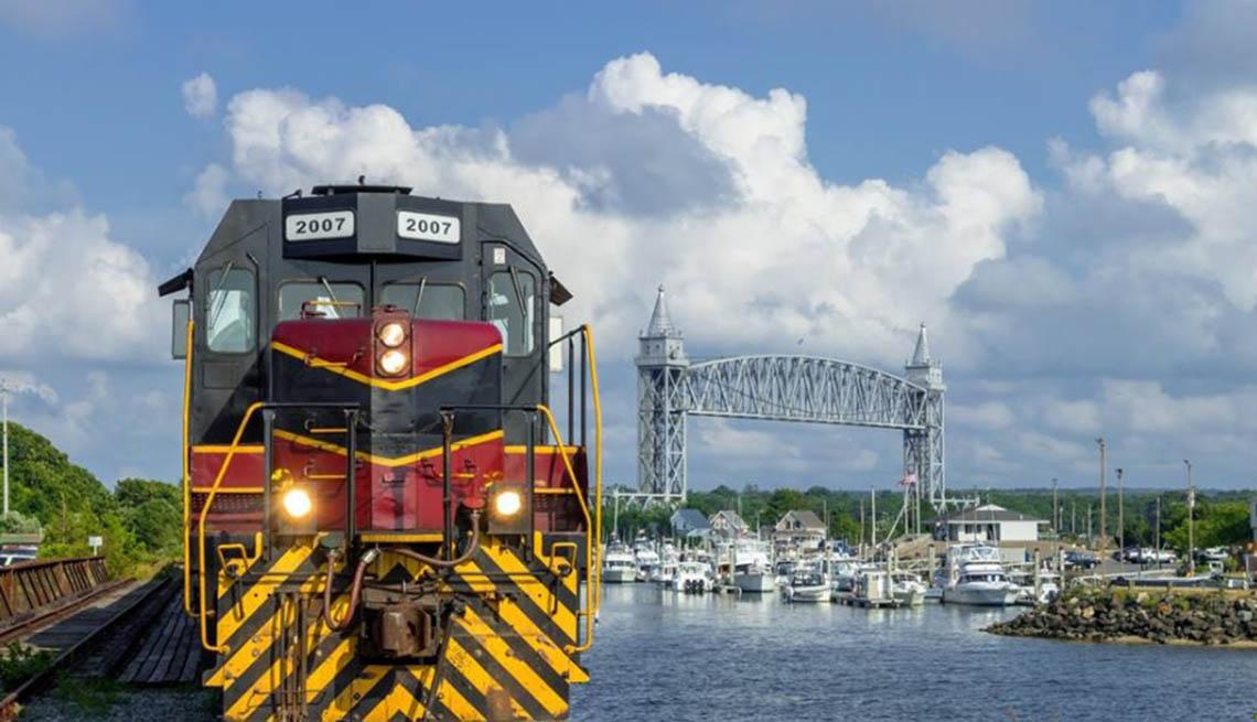 item 2 of Gallery image - Cape Cod Railroad
