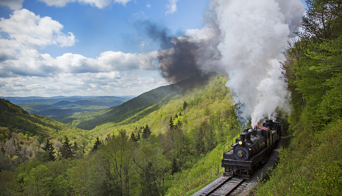 item 3 of Gallery image - Cass Scenic Railroad