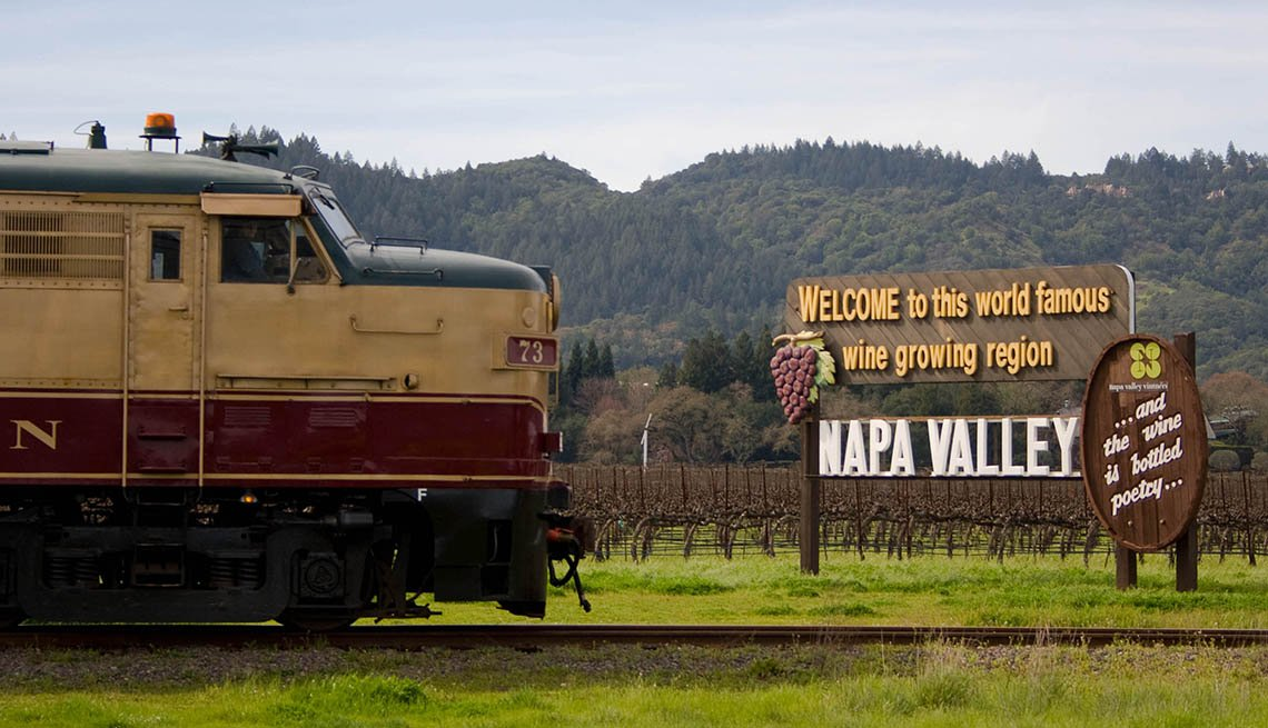 Napa Valley Train