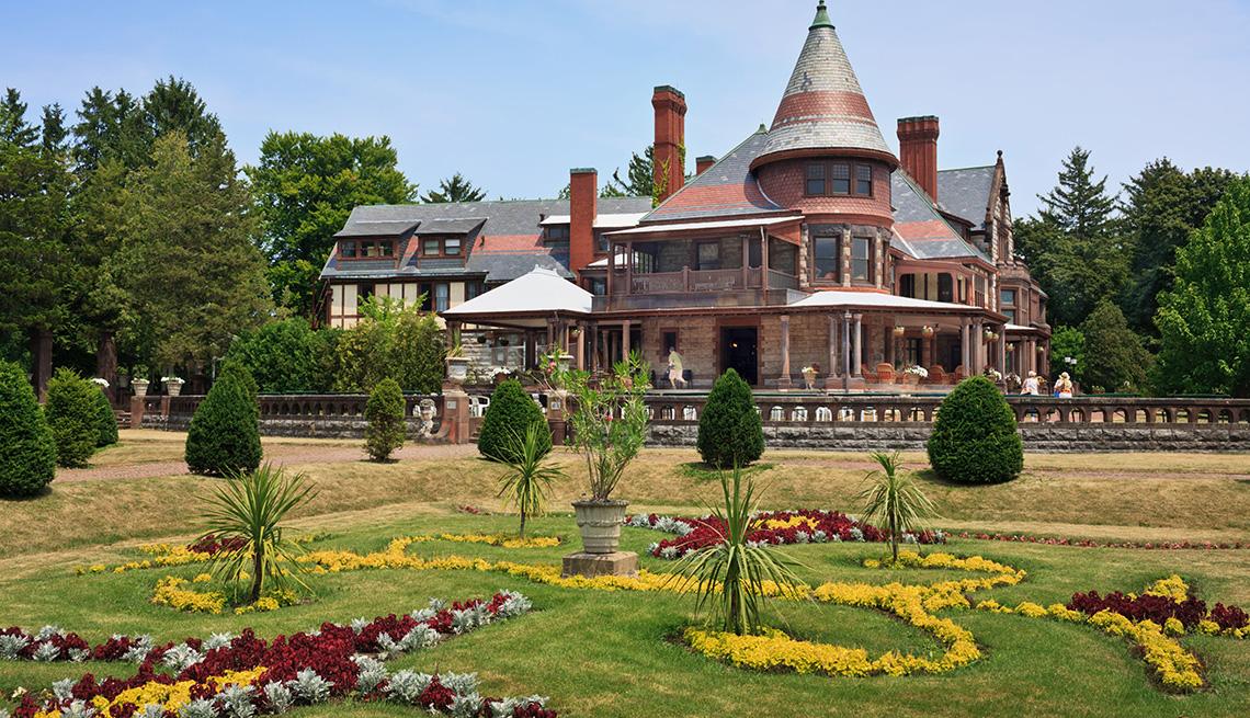 Jardines de la mansión Sonnenberg