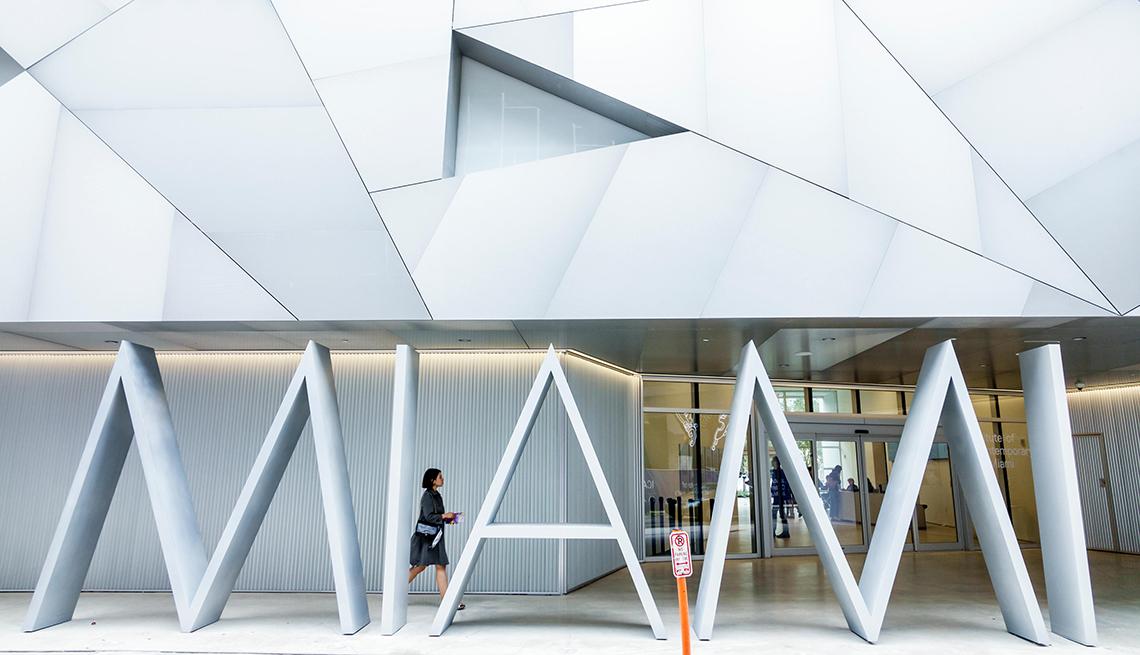 Institute of Contemporary Art in Miami Florida