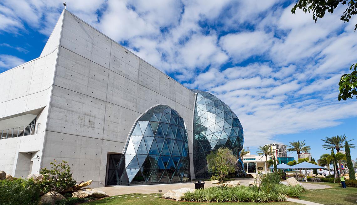Museo de Dalí en San Petersburgo, Florida