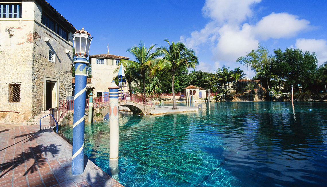 Venetion Pool in Coral Gables Florida