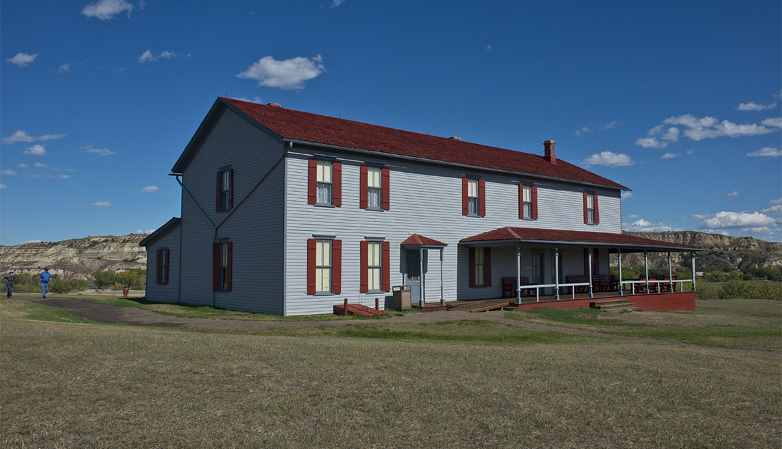 item 4 of Gallery image - Casa llamada Chateau DeMores State Historic Site