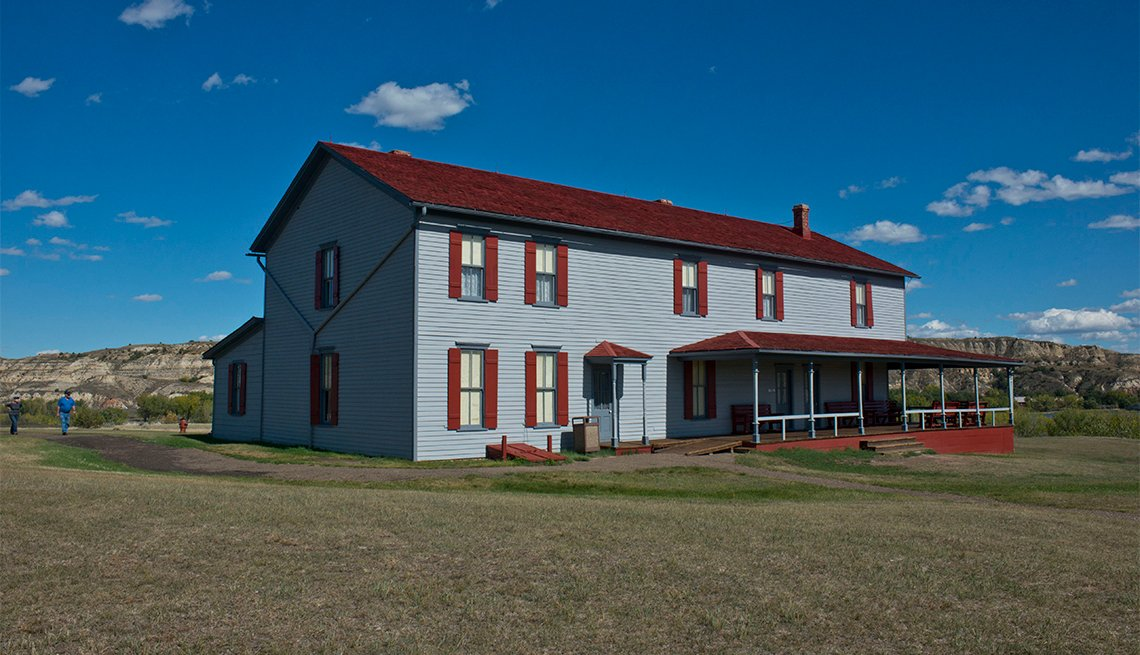 item 4 of Gallery image - Chateau DeMores State Historic Site