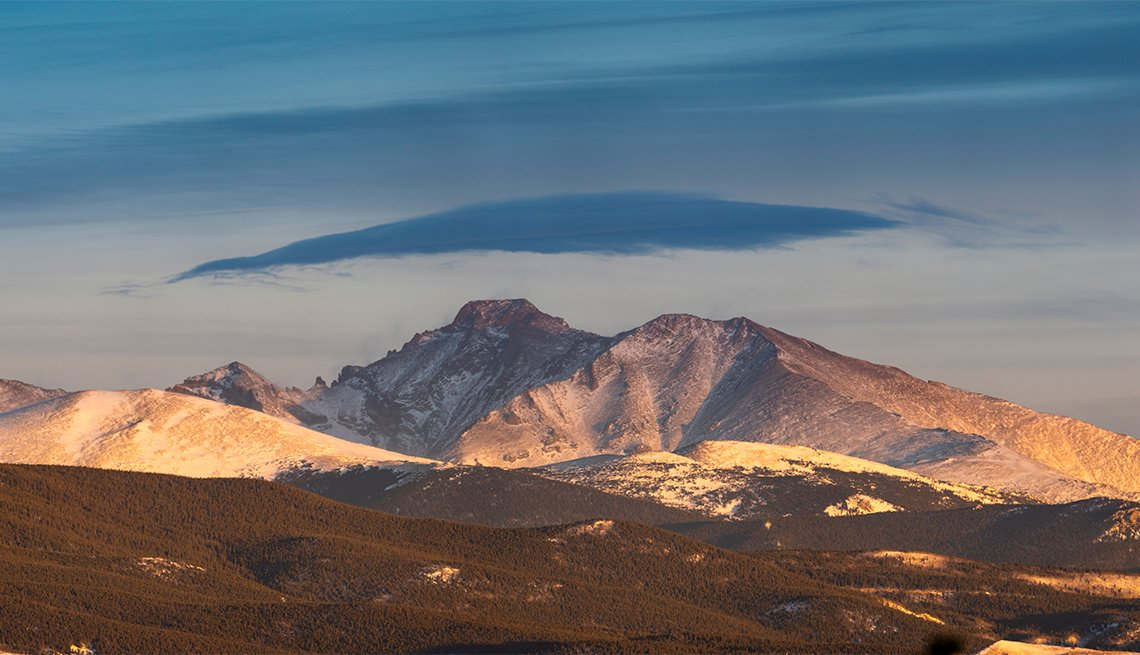 item 2 of Gallery image - Longs Peak en el horizonte