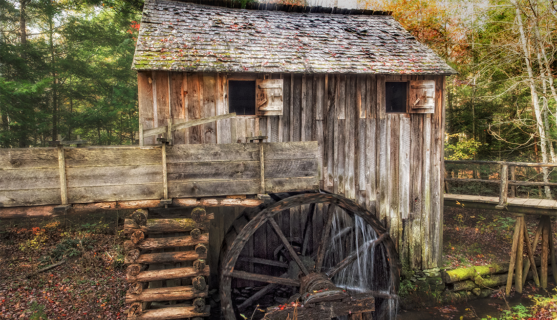 item 2 of Gallery image - Cable Mill, Great Smoky Mountains National Park