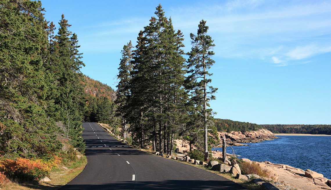 item 7 of Gallery image - Acadia National Park Loop Road