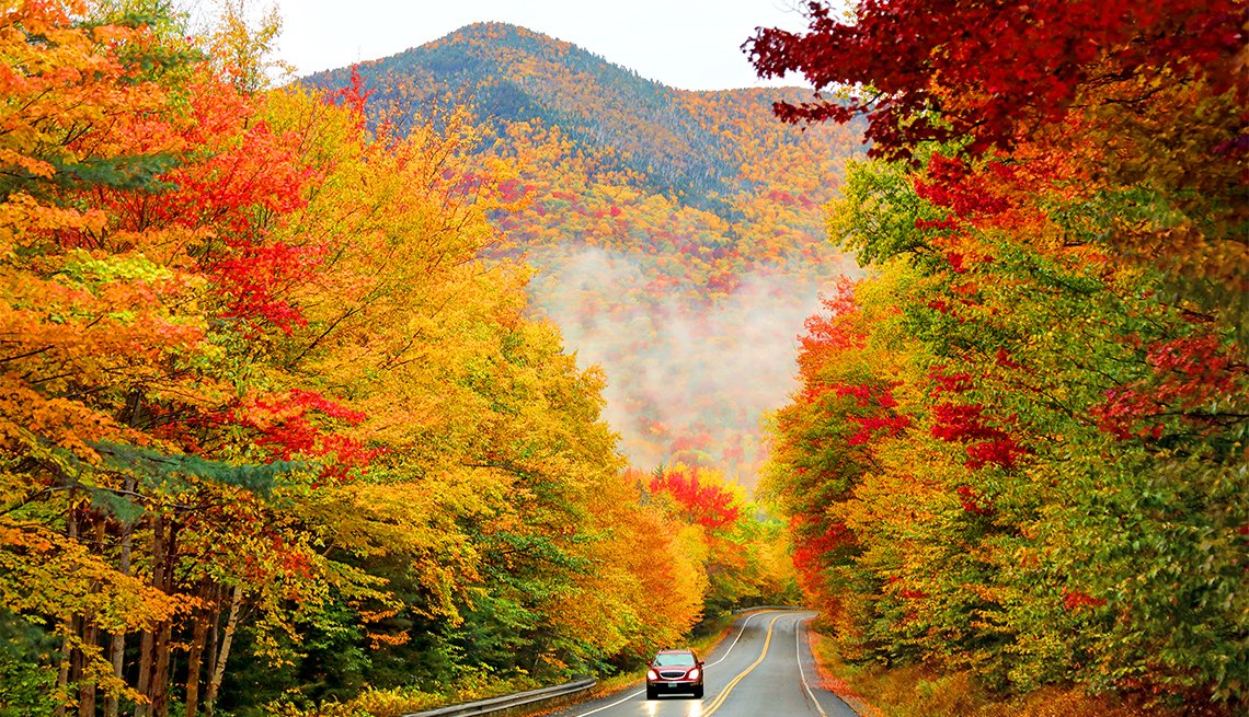 item 5 of Gallery image - The 34-mile Kancamagus Highway