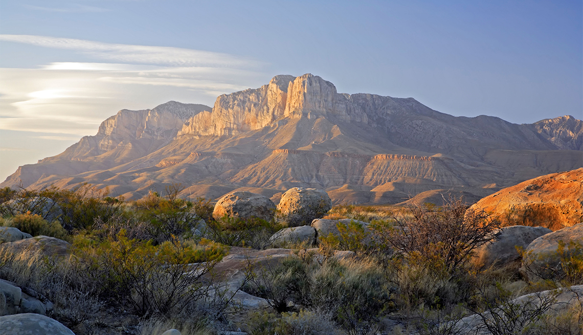 item 4 of Gallery image - Guadalupe Mountains National Park, Texas