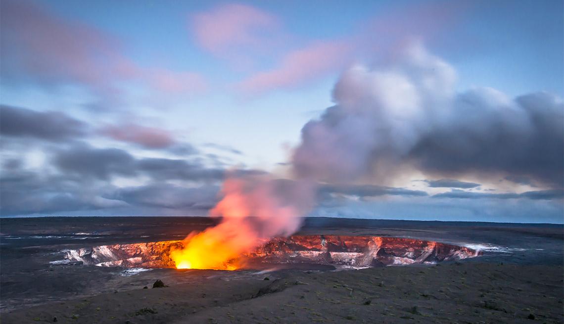 item 2 of Gallery image - Halemaumau Crater, Hawaii Volcanoes National Par