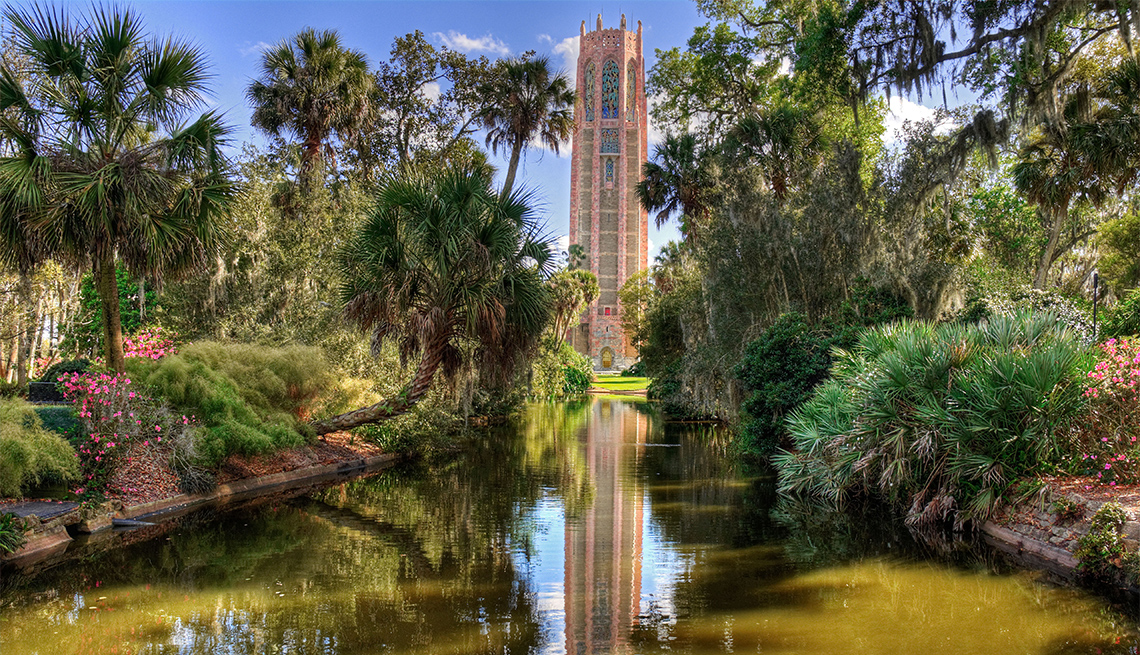 item 10 of Gallery image - Monumento histórico nacional Bok Tower Gardens