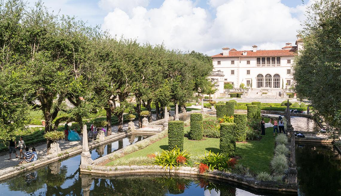 item 1 of Gallery image - Vizcaya Museum & Gardens