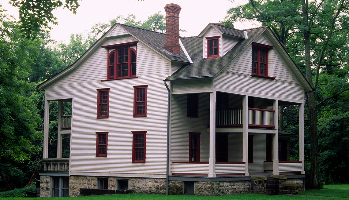 item 2 of Gallery image - Bailly Homestead