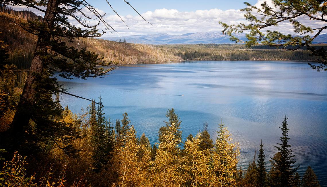 item 1 of Gallery image - Jenny Lake in Grand Teton National Park
