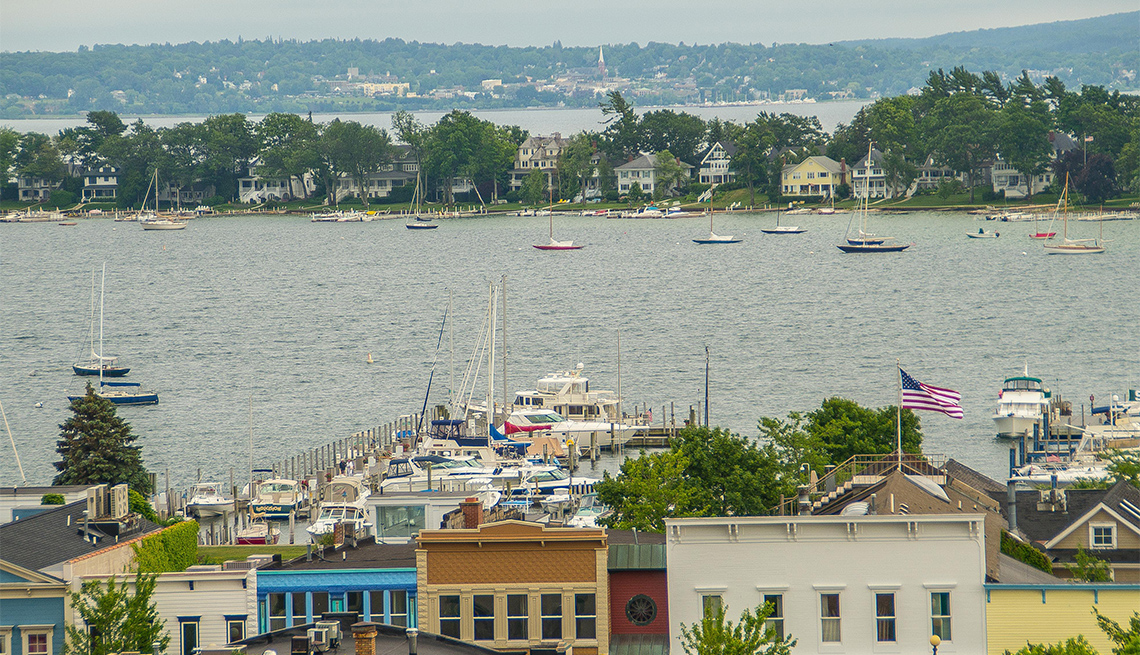 item 2 of Gallery image - Harbor Springs is a popular tourist spot in Northern Michigan