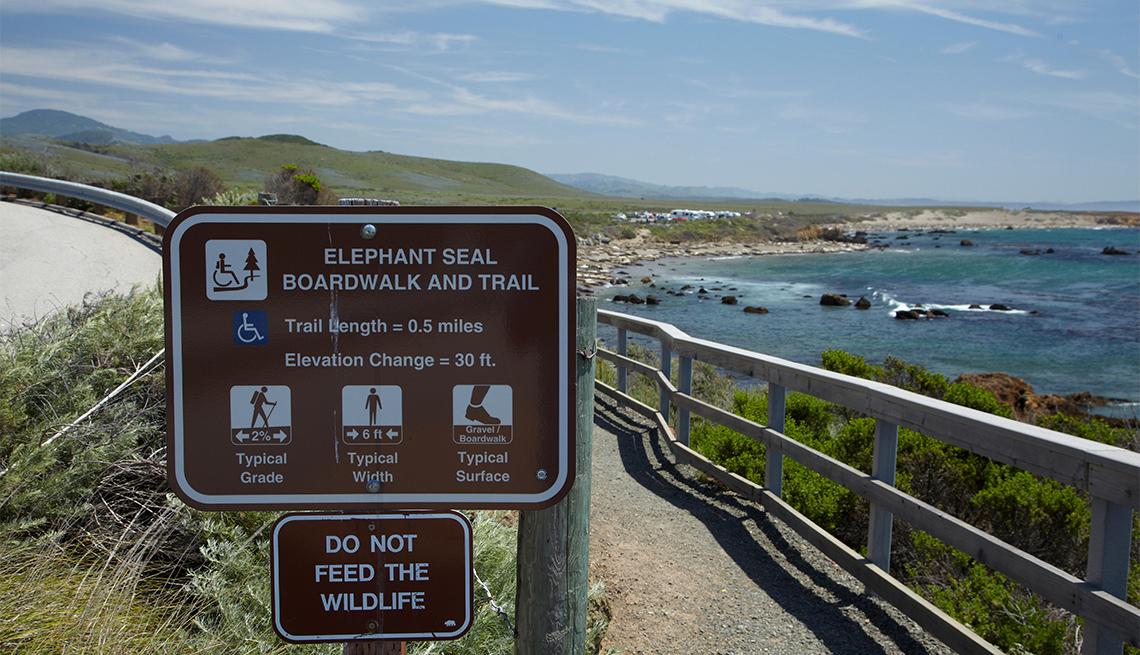 item 5 of Gallery image - Foto de una carretera que bordea la playa