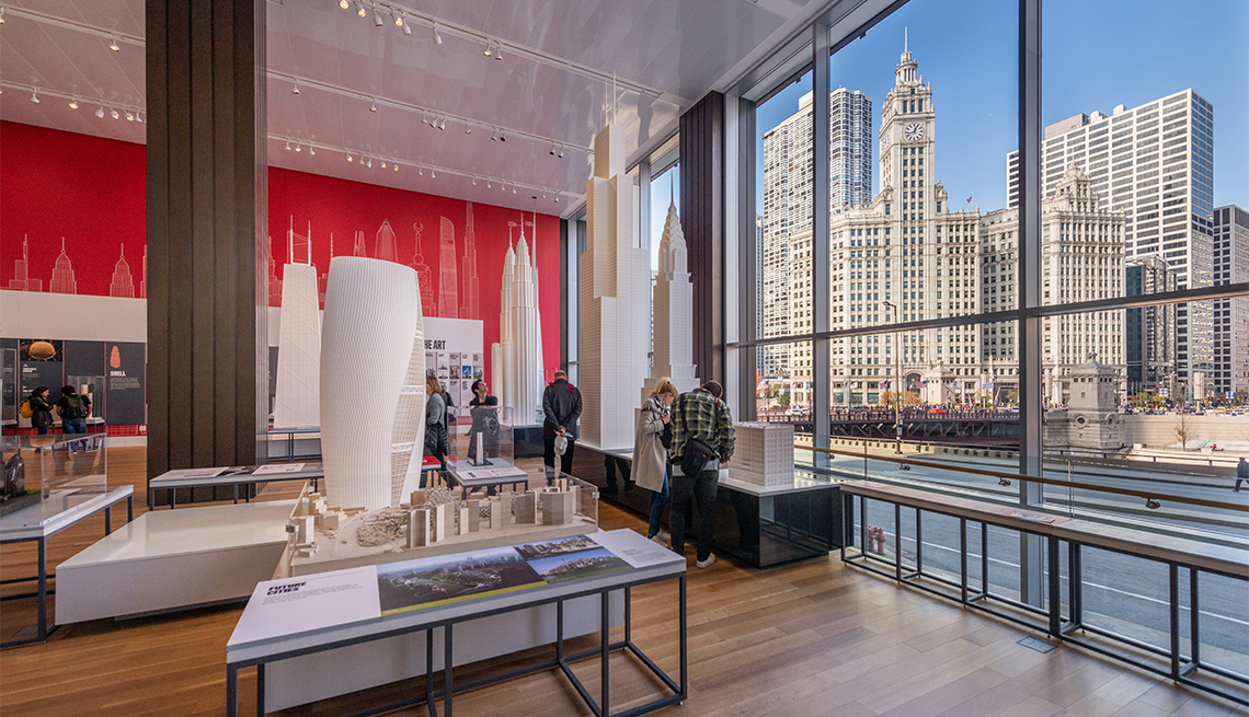 Centro de Arquitectura de Chicago
