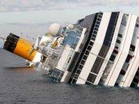 Un desastre de cruceros en Italia, entrevista con una pareja de ancianos