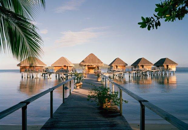 Bora Bora, Tahiti - 10 principales puertos de cruceros