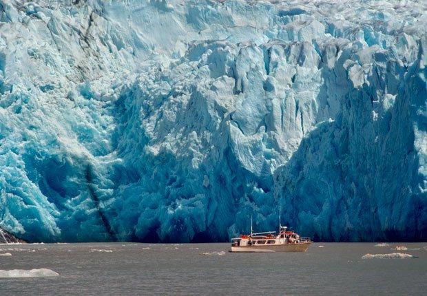 Tracy Arm, Alaska - 10 principales puertos de cruceros