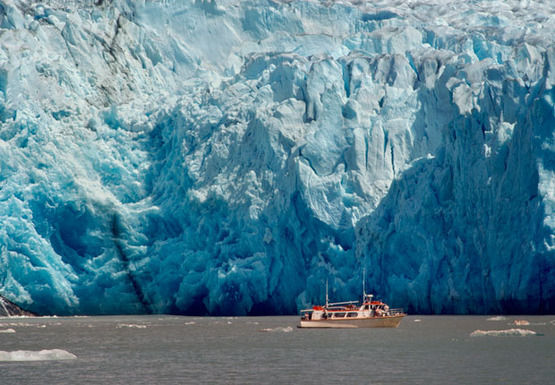 Tracy Arm Fjord, Alaska, top 10 cruise ports