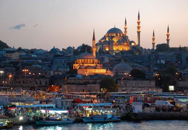 Estanbul- 10 principales puertos de cruceros