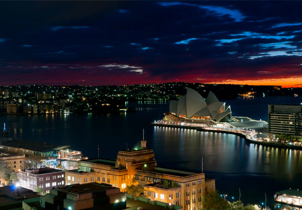 Sydney Harbor, Top 10 Cruise Ports