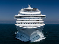 Carnival Breeze at sea, Frommers five new cruise megaships