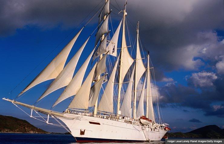 5 Fun Small Cruise Ships