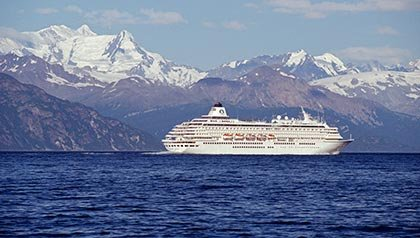Crucero por Alaska, Frommers Los mejores lugares para un crucero de verano