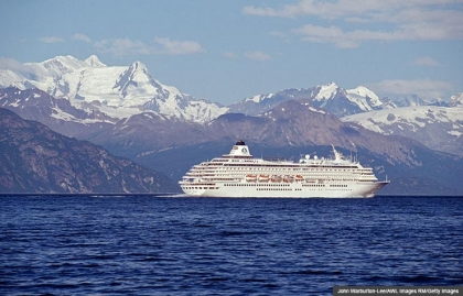 Cruise ship Alaska, Frommers Best Places for a Summer Cruise