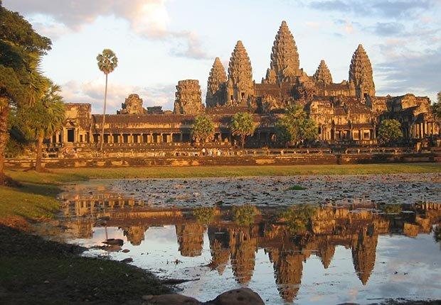 Mekong: Cambodia - Inolvidables travesías por ríos del mundo