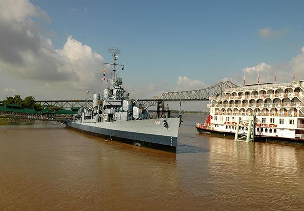 Mississippi: Louisiana - Inolvidables travesías por ríos del mundo