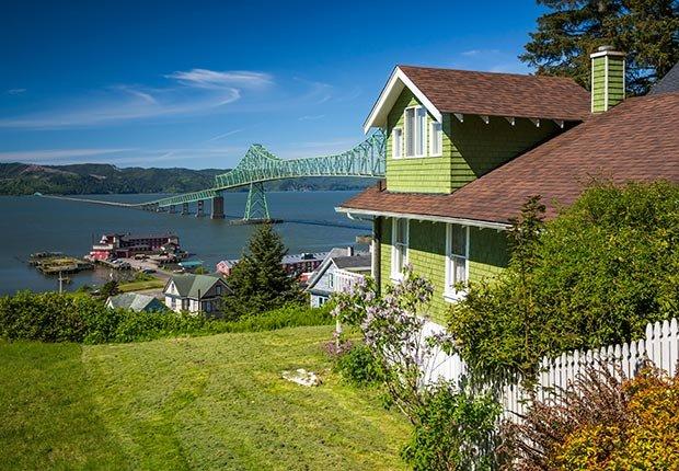 Columbia: Oregon - Inolvidables travesías por ríos del mundo