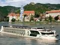 A river cruise through European cities, Europe, Austria, Durnstein