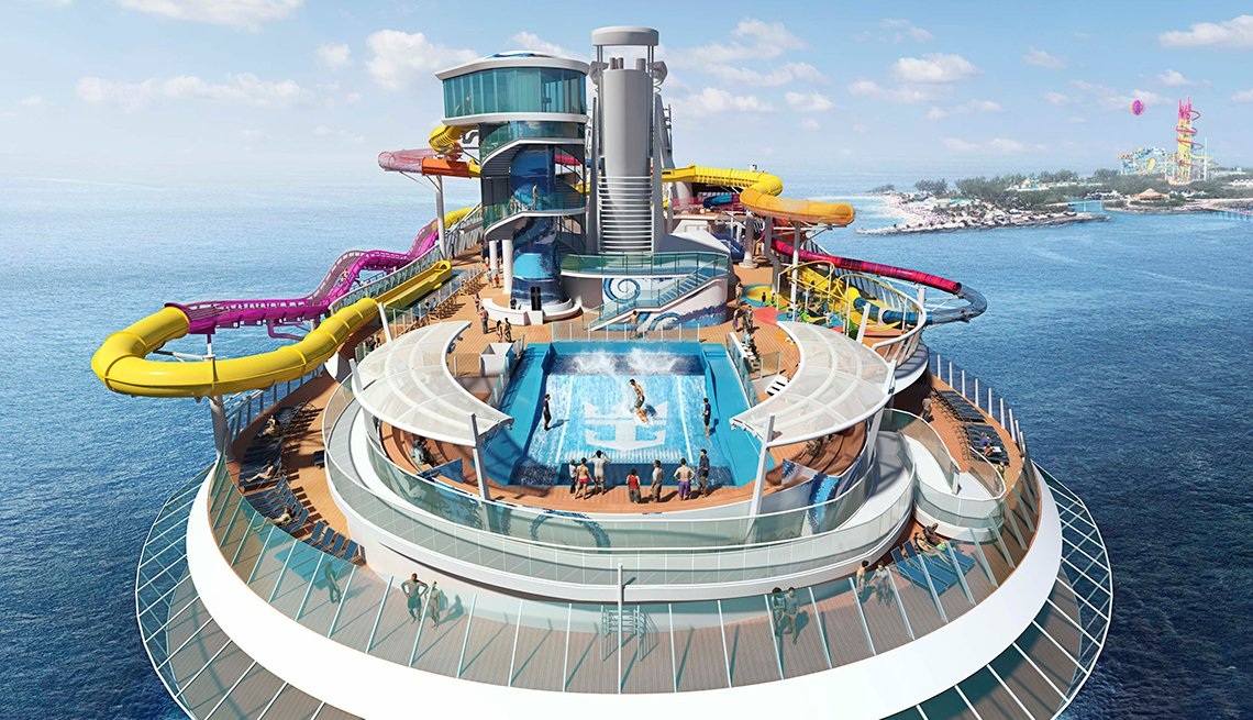 Barco Harmony of the Seas de Royal Caribbean