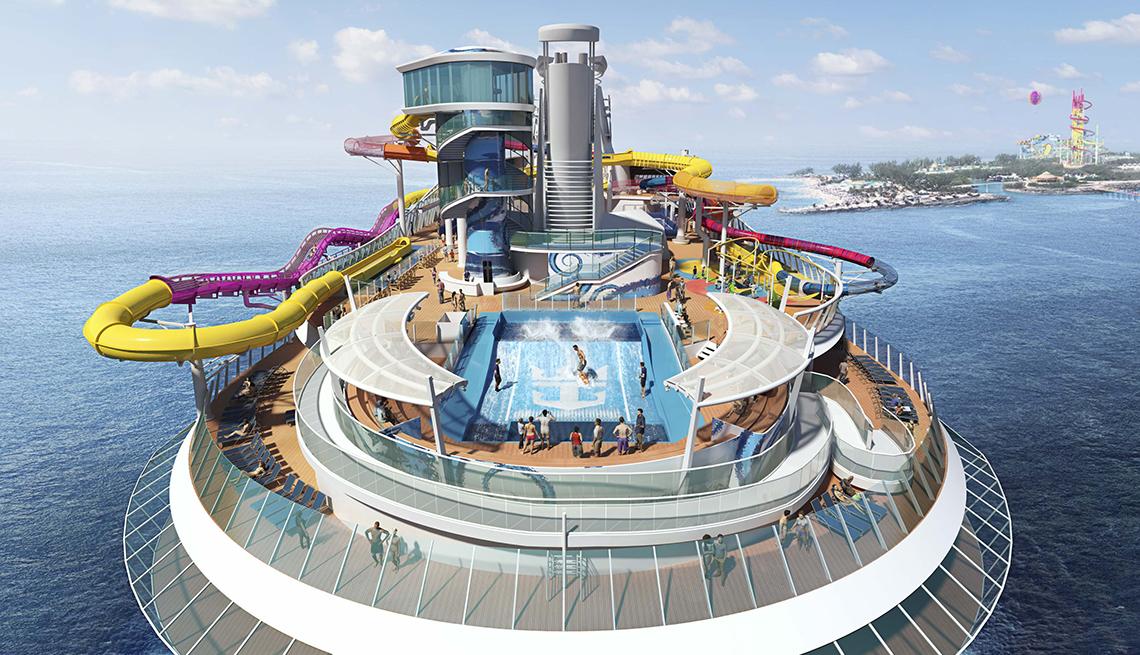 Barco Harmony of the Seas de Royal Caribbean