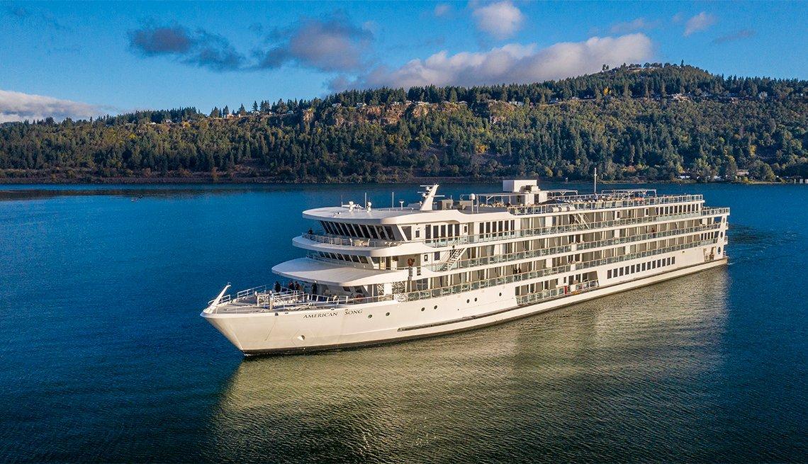 American Song cruise ship