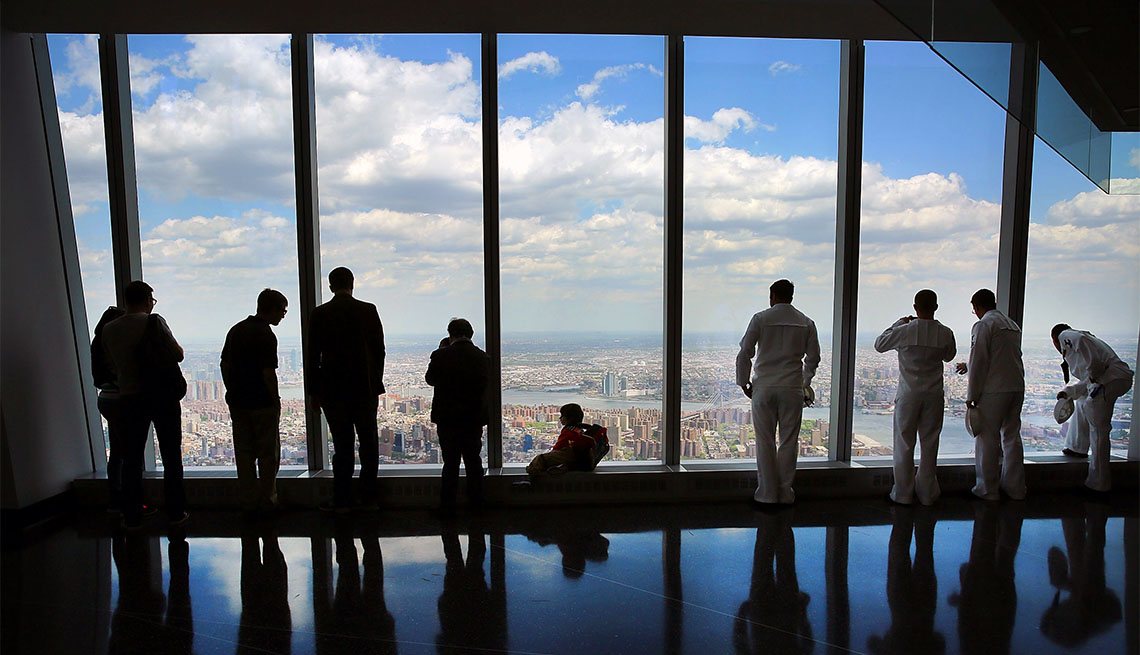 item 1 of Gallery image - One World Observatory