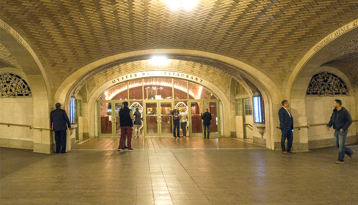 item 8 of Gallery image - Whispering Archway Grand Central Station