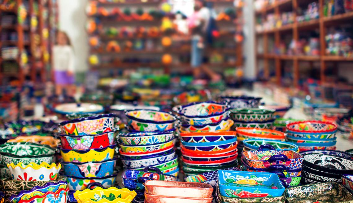 item 9 of Gallery image - Artesanías en Tianguis de la 100.