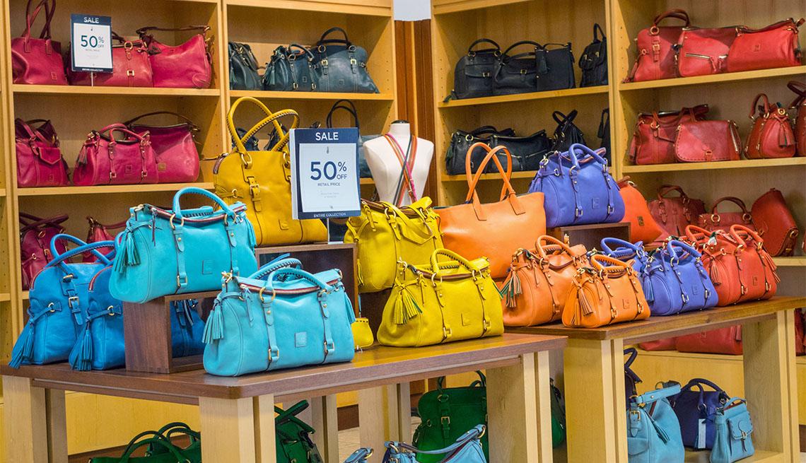 item 4 of Gallery image - Tienda de carteras para mujer.