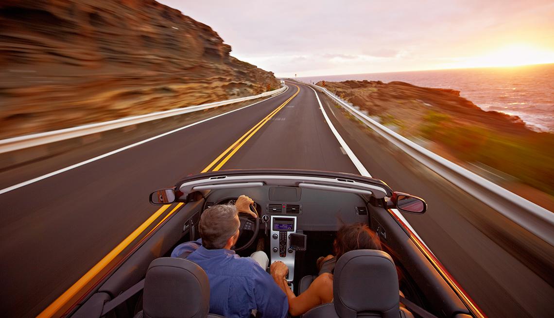 Driving Around Oahu