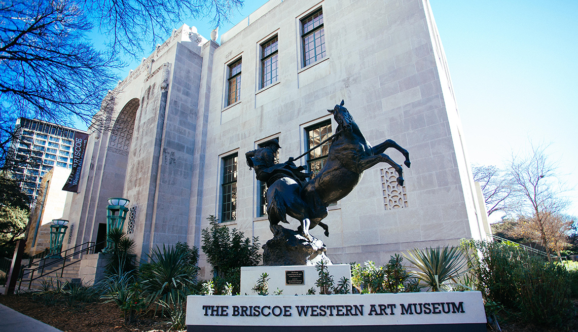 item 8 of Gallery image - The Briscoe Western Art Museum in San Antonio, Texas
