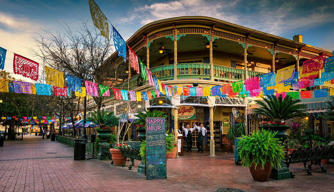 item 9 of Gallery image - Market Square, San Antonio, Texas